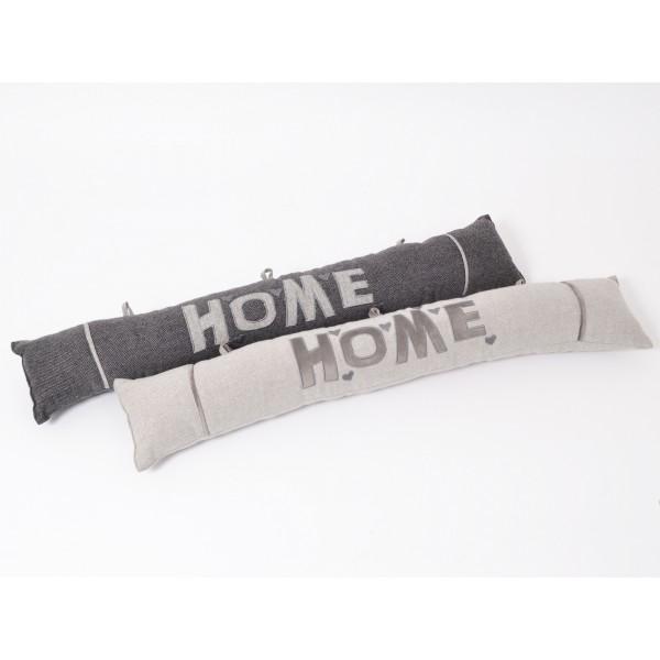 BOUDIN DE PORTE 'HOME' 85CM