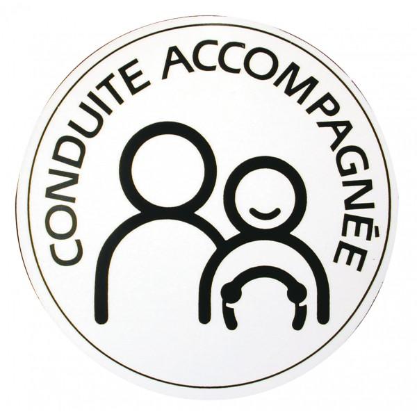 """ACC"" CONDUITE ACCOMPAGNEE MAGNETIQUE"