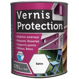 VERNIS PROTECTION INCOLORE BRILL 0.75L