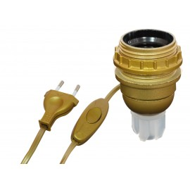 ADAPTATEUR BOUTEILLE EQUIPE OR E27