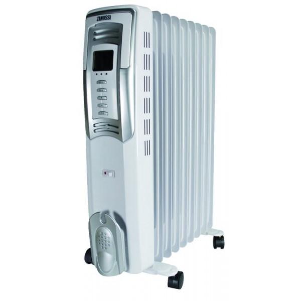 RADIATEUR BAIN D HUILE 750/1250/2000W ELECTRONIQUE